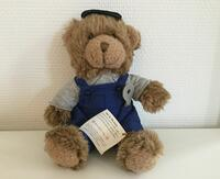 "Mekanikerbamse fra ""The Teddy Bear Collection"""