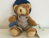 "Gartnerbamse fra ""The Teddy Bear Collection"""