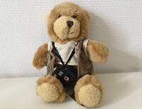 "Fotografbamse fra ""The Teddy Bear Collection"""