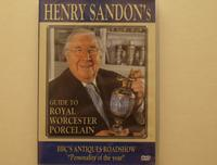 Henry Sandon's Guide To Royal Worcester