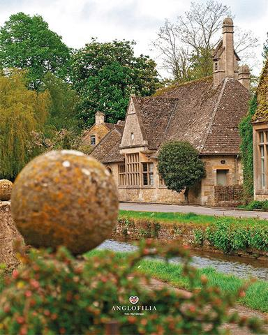 ANGLOFILIA foto - Lower Slaughter