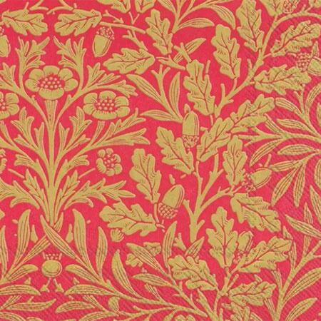 Servietter William Morris