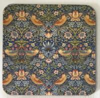 Coasters - glasbakker - med William Morris design