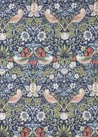 William Morris bomuldsviskestykke
